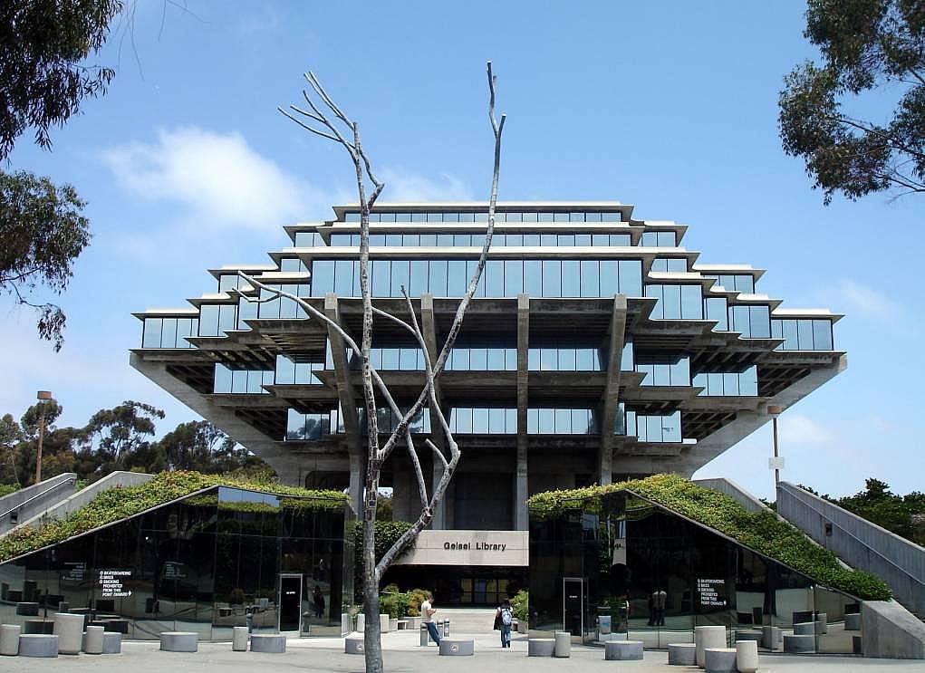 17. Kaliforniya Üniversitesi (San Diego) (ABD)