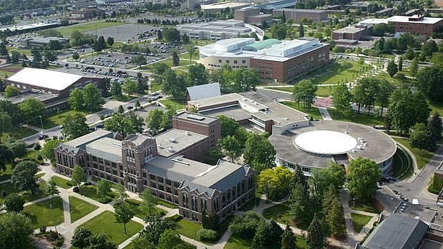 19. Michigan Üniversitesi (ABD)