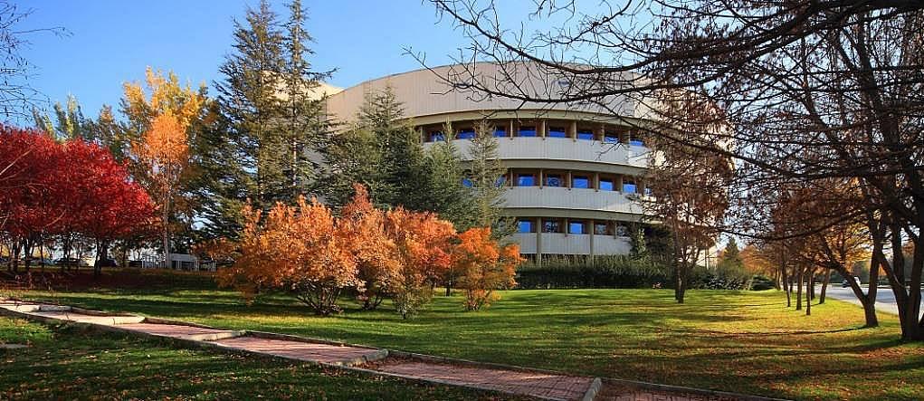 828. Bilkent Üniversitesi