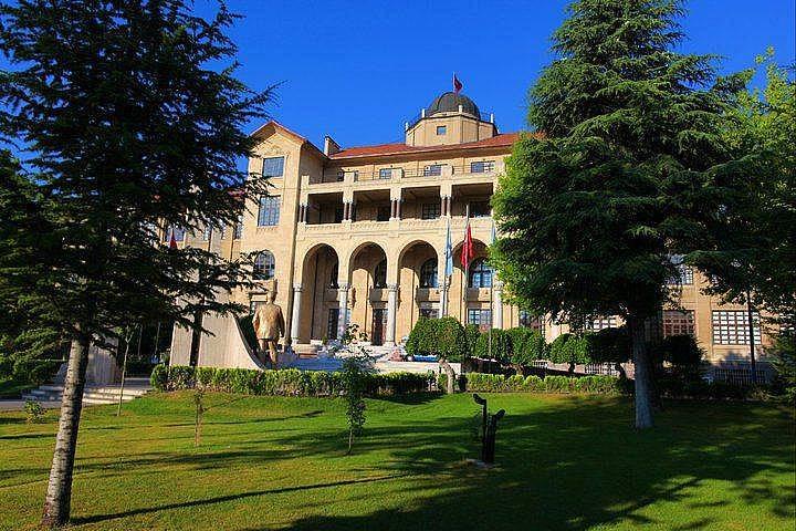 857. Gazi Üniversitesi