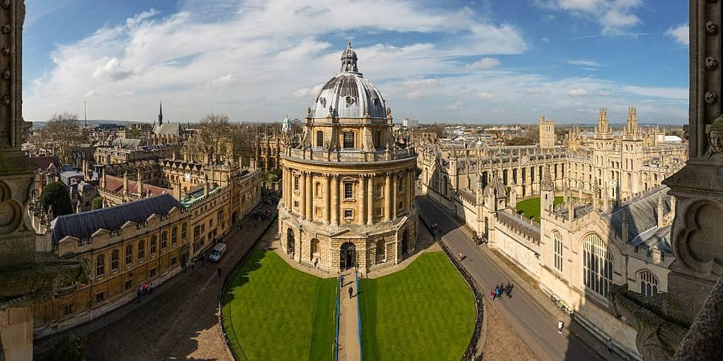 5. Oxford Üniversitesi (İngiltere)