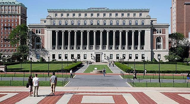 6. Columbia Üniversitesi (ABD)