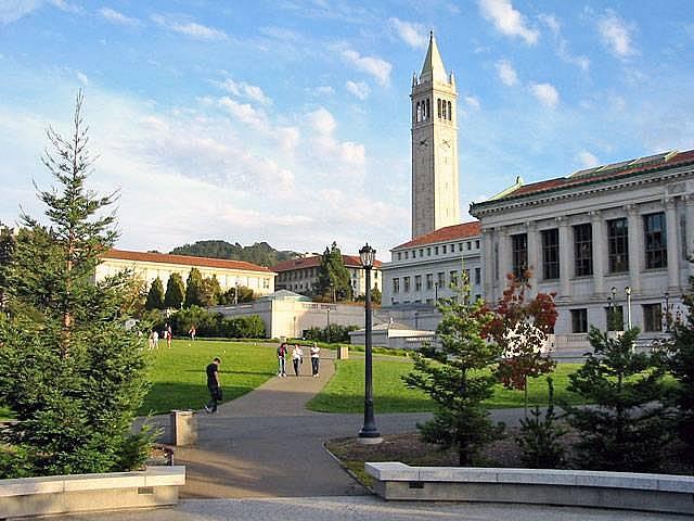 7. Kaliforniya Üniversitesi (Berkeley) (ABD)
