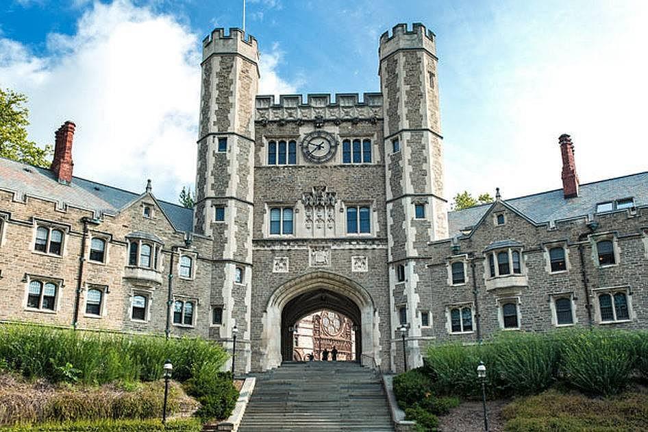 9. Princeton Üniversitesi (ABD)