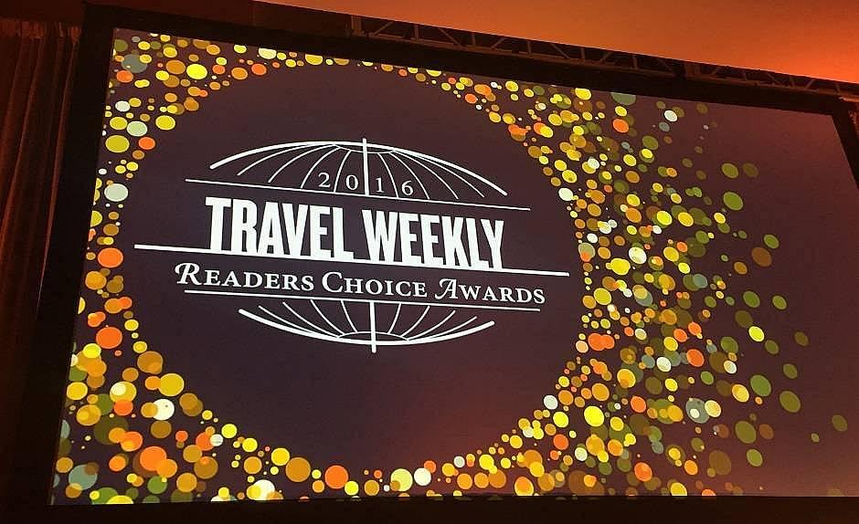 Travel Weekly Okurları Seyahatte En İyileri Seçti!