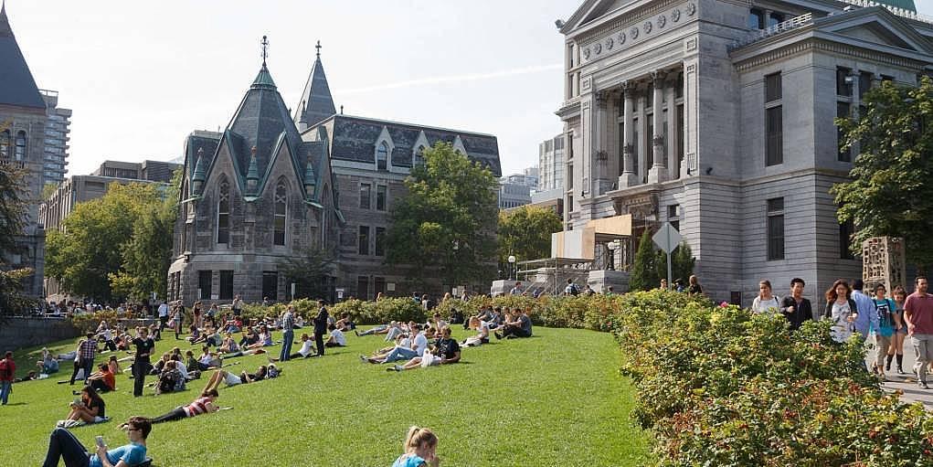 5. Dünyanın en iyi üniversitelerine ev sahipliği yapar.