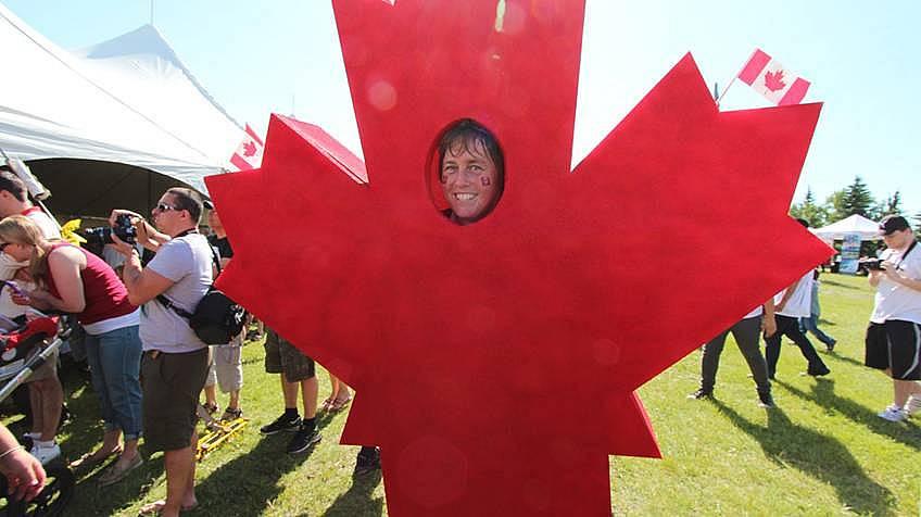 8. Kanadalılar çok sıcakkanlıdır.