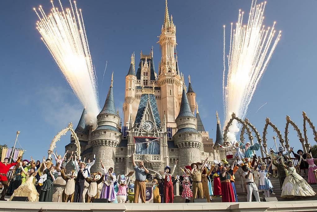 5-Walt Disney World's (Bütün Parklar) Amerika Birleşik Devletleri ile ilgili görsel sonucu