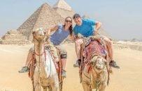 200 Günde Dünya Turu Yaparak Hayatını Yaşayan Çiftin Macerası