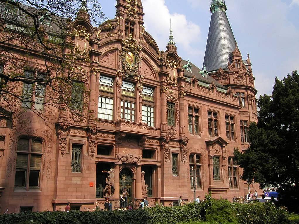 3. Heidelberg Ruprecht-Karls Üniversitesi