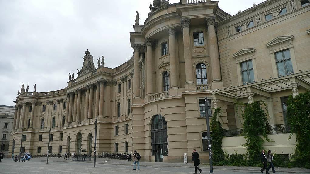 5. Berlin Humboldt Üniversitesi