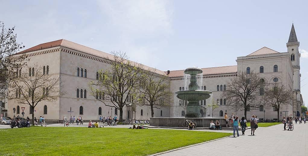 2. Münih Ludwig-Maximilians Üniversitesi