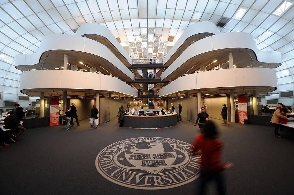 6. Berlin Özgür Üniversitesi