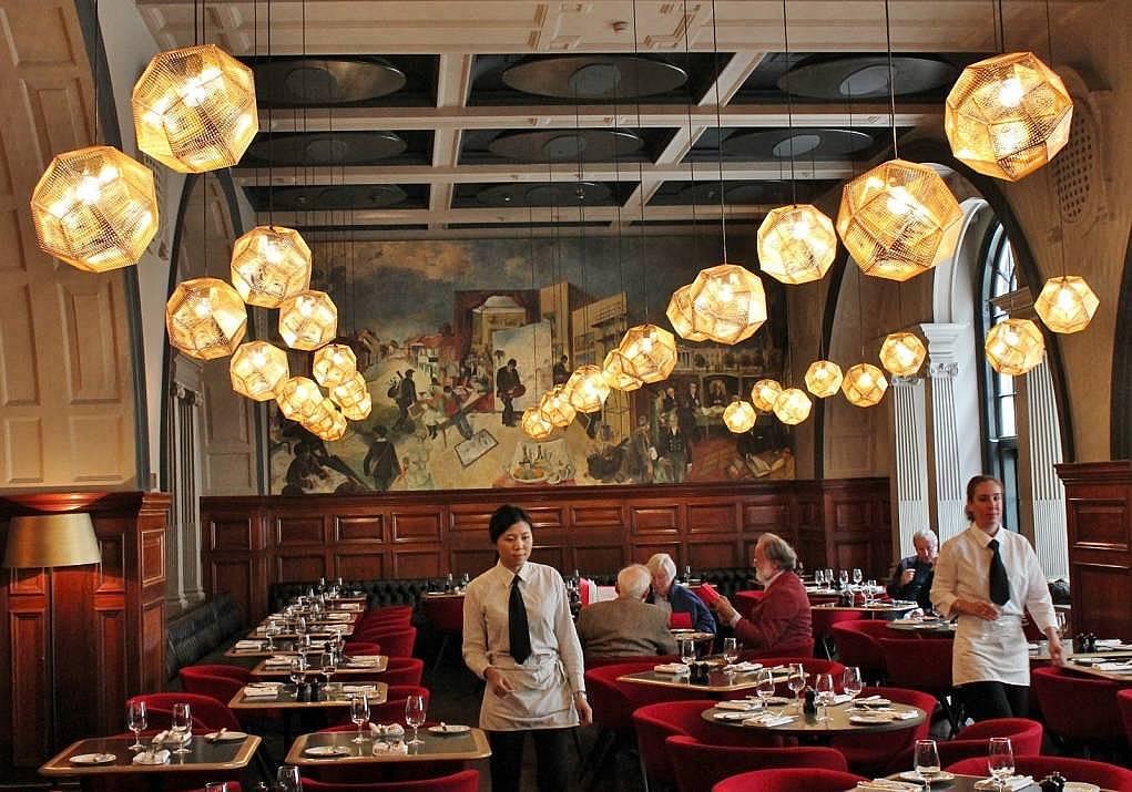 6. Restoranlarda