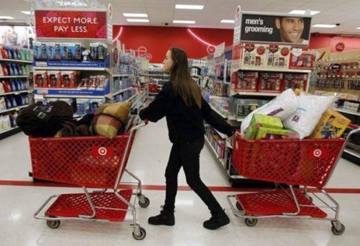 Amerika'da Alışveriş