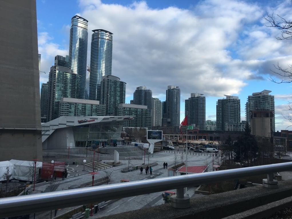 1. Toronto'da ilk günlerim böyle başladı.