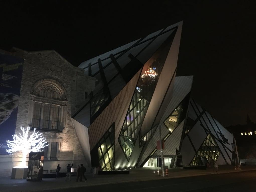 3. Toronto mimarisine hayran kaldım!