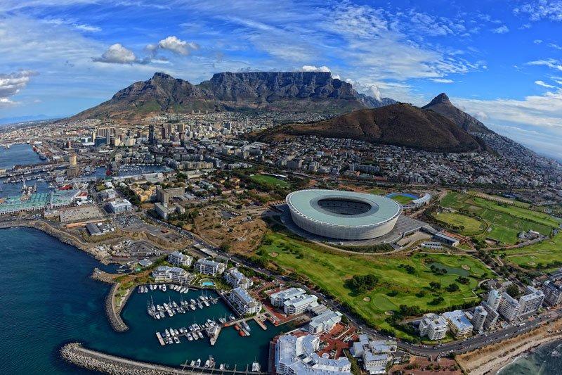 5. Güney Afrika