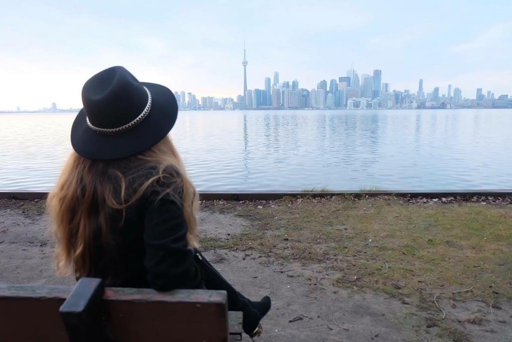 8. Toronto'da sıfırdan başlayıp kolej okumaya karar verdim.
