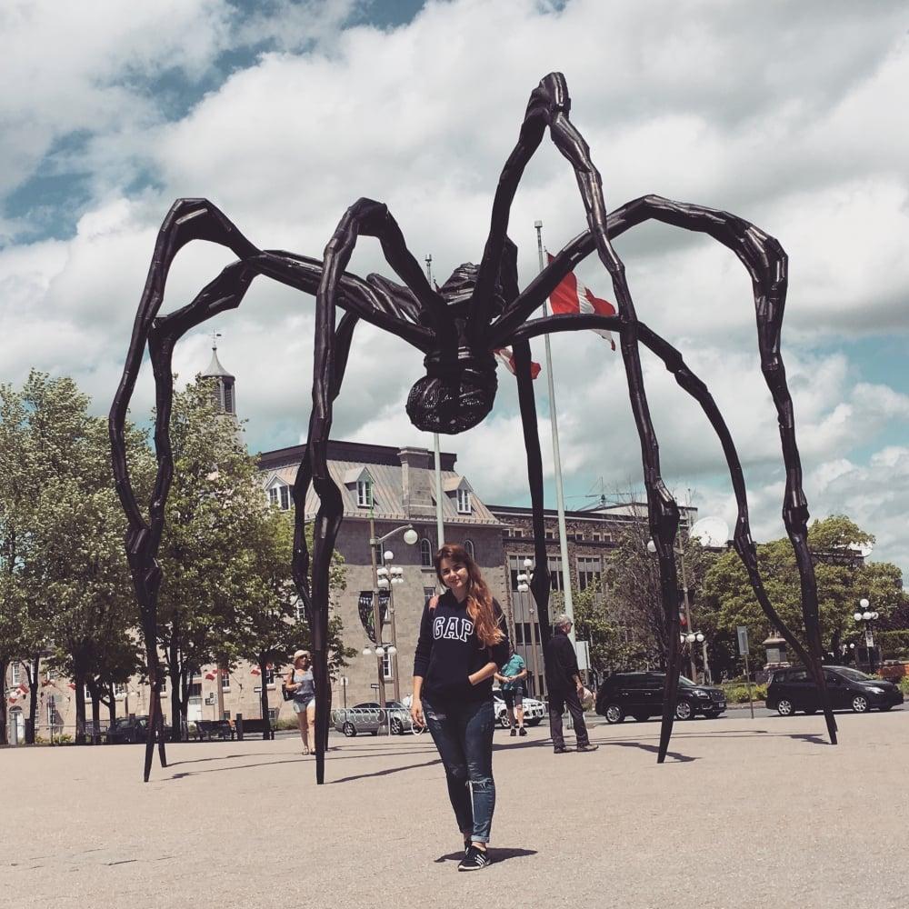 13. Kanada'nın başkenti ve dördüncü büyük kenti Ottawa'ya geçtim.