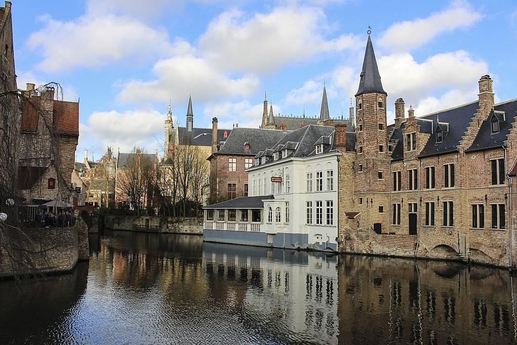 2. Neden Belçika?