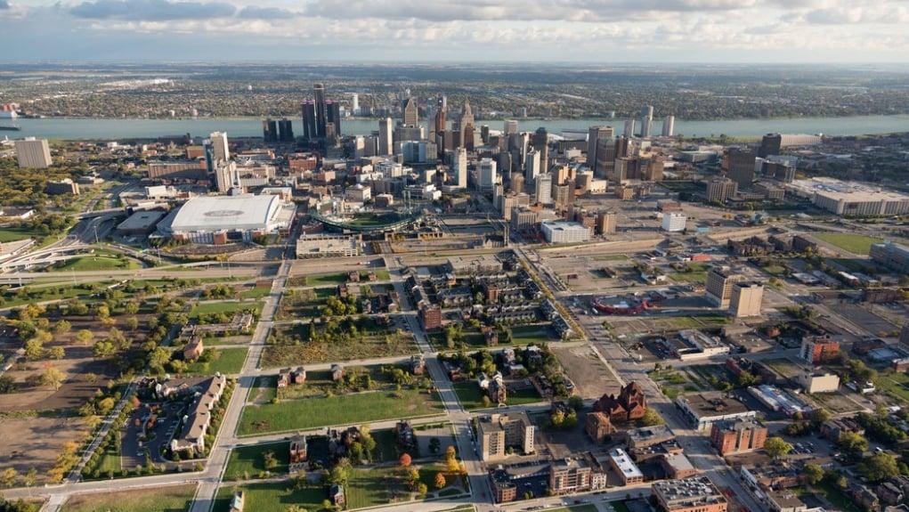 Detroit Amerika