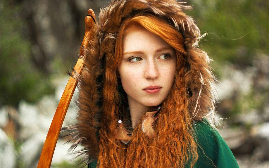 6. İrlandalıların %9'u doğuştan kızıldır.