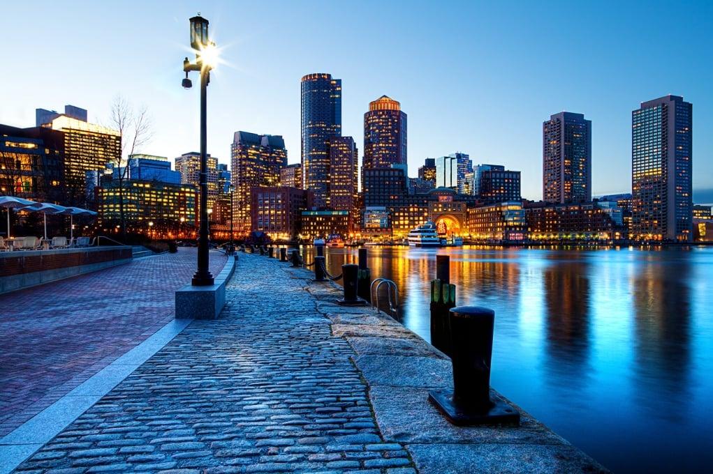 2. Boston, ABD