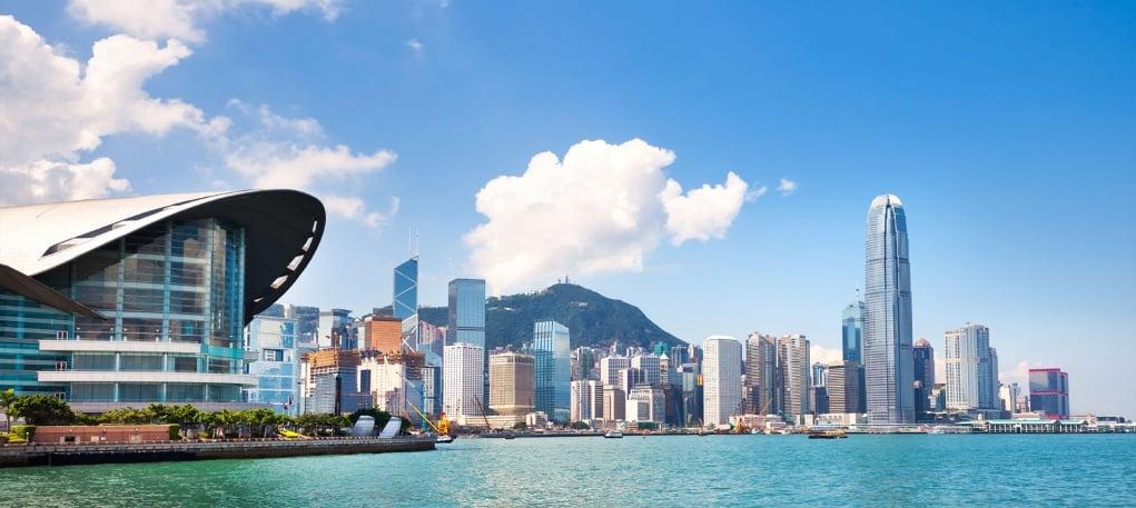 5. Hong Kong, Çin