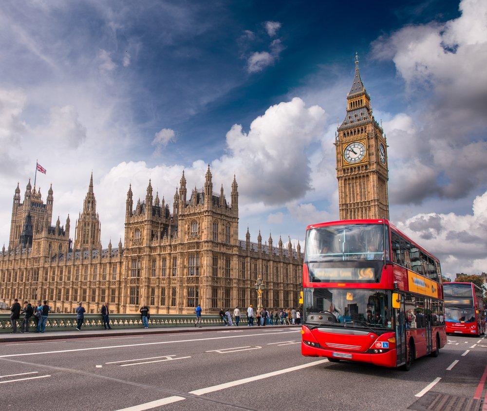 1. Londra, İngiltere