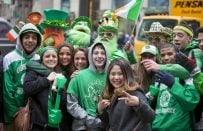 5 Madde ile İrlandalıların Aziz Patrik (Saint Patrick's) Günü
