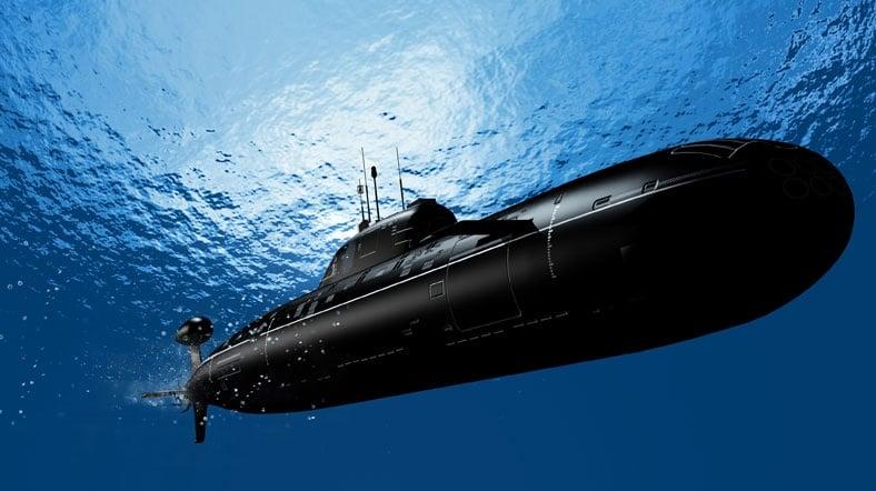 3. Denizaltı İrlanda'da icat edilmiştir.