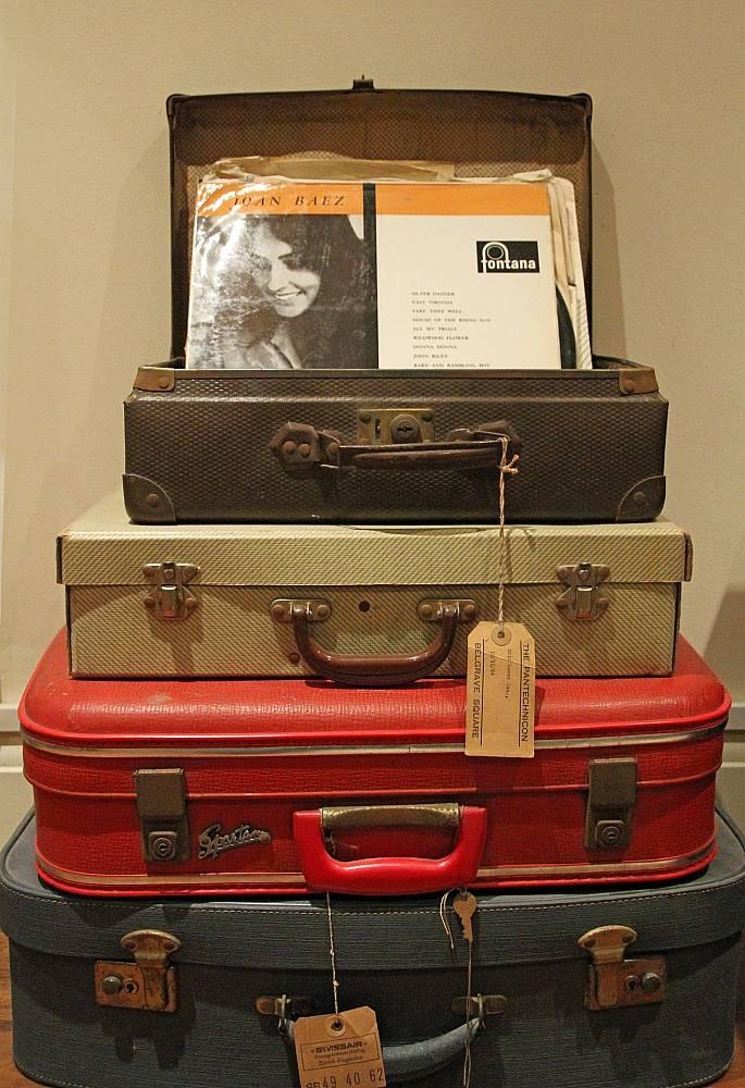 14. Bavulunuza bavul ekleyin.