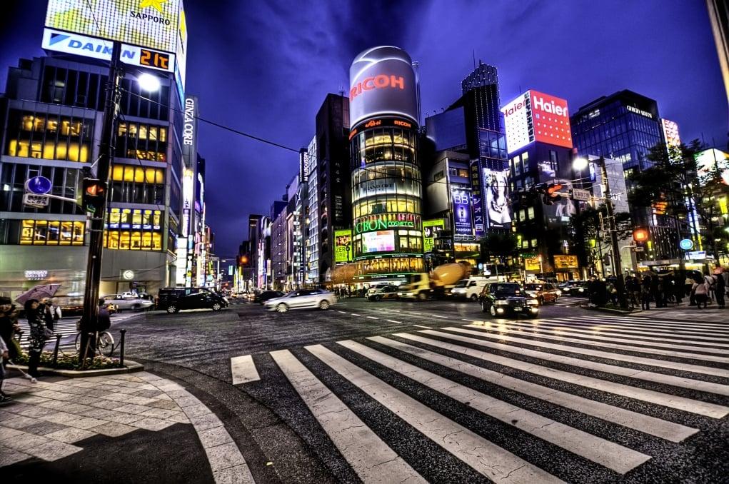 6. Tokyo, Japonya