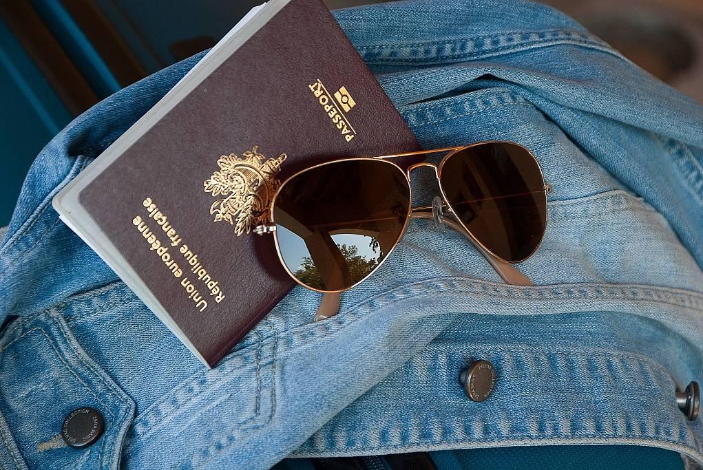 8. Pasaportunuza gözünüz gibi bakın.