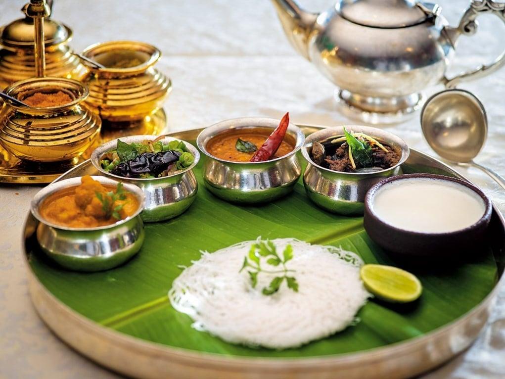 3. Hindistan'ın renkli hayatının yansıttığı yemek kültürü!