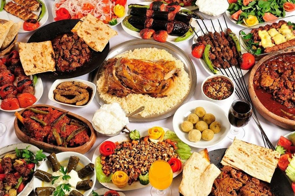 7. Tabii ki Türk mutfağı kalbimde bambaşka!