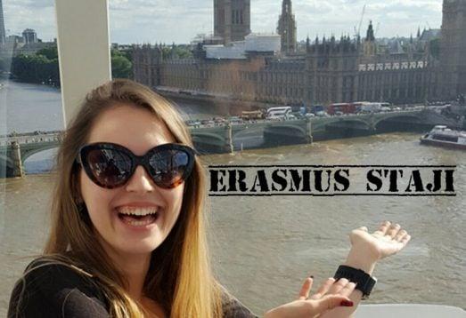 Londra Erasmus Stajı Hikayem ve Tavsiyelerim