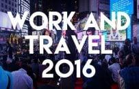 """Work and Travel: """"Gelmiş Geçmiş En İyi Yaz Macerası"""""""