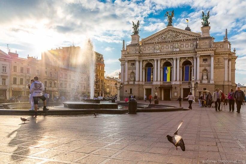 1. Lviv, Ukrayna