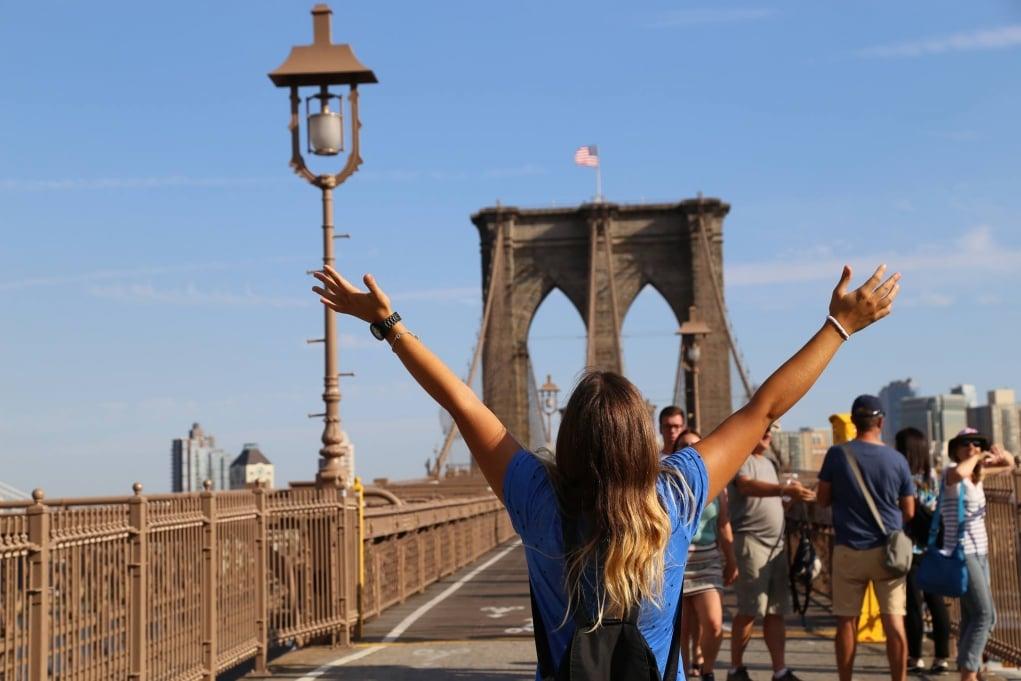 Work and Travel'a Katılmanız için 5 Muhteşem Sebep