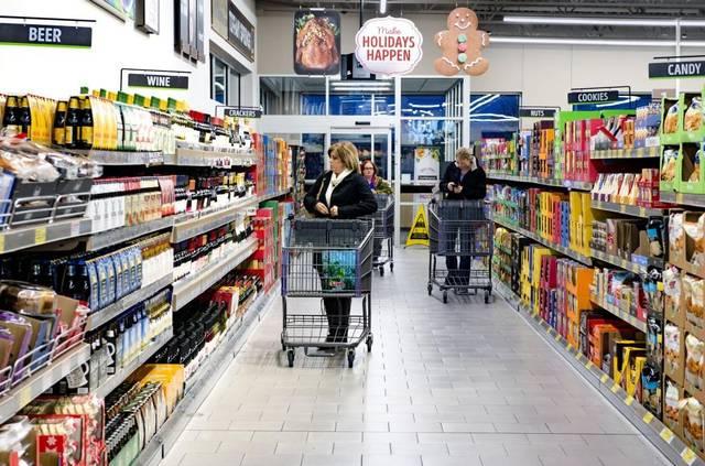 1. Alışverişinizi diğer süpermarketlere nazaran daha ucuz olan Lidl ve Aldi marketlerinden yapın.