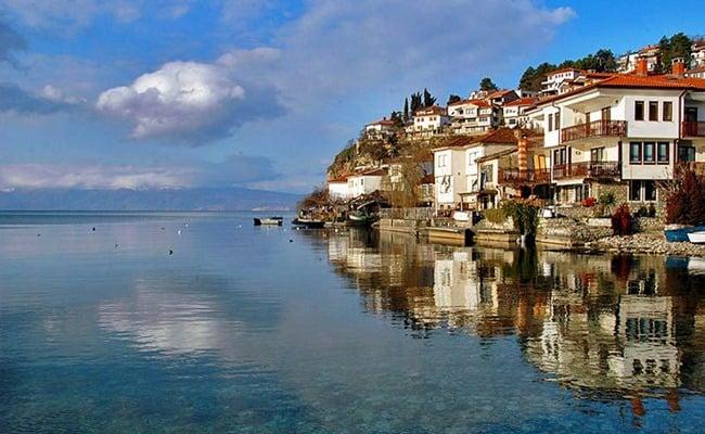 2. Ohrid, Makedonya