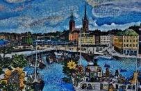 İsveç'te Yaşam – Stockholm