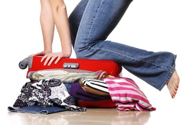 5. Bagaj hazırlarken dikkat etmeniz gerekenler.