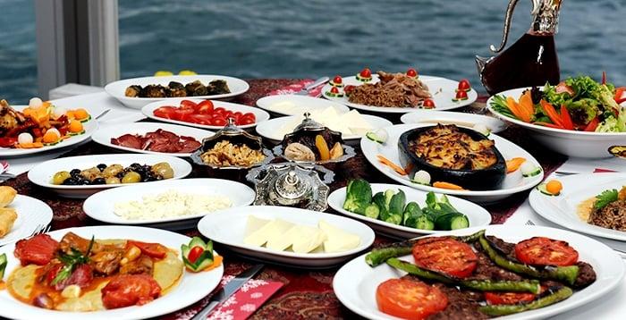 10. Türk yemekleri olmadan yaşamak mı?