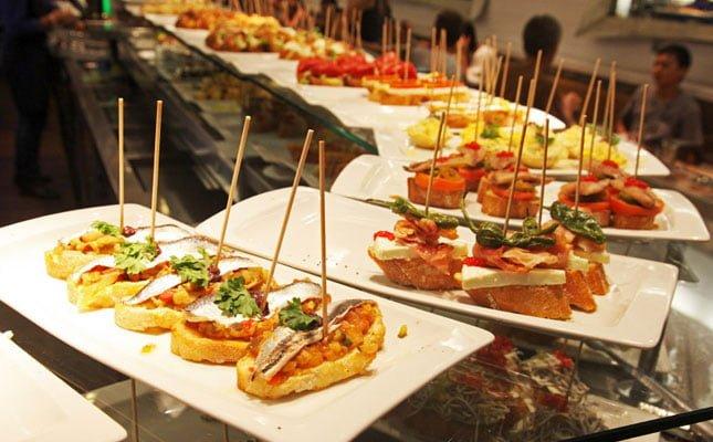 13. Barcelona'da yemeniz gereken yiyecekler saymakla bitmez.