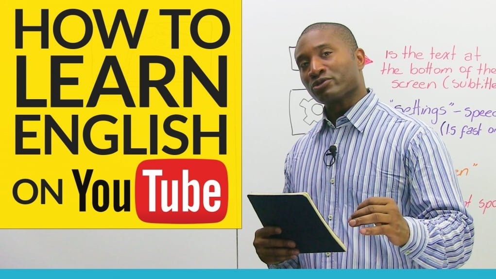 4. JamesESL English Lessons (engVid)
