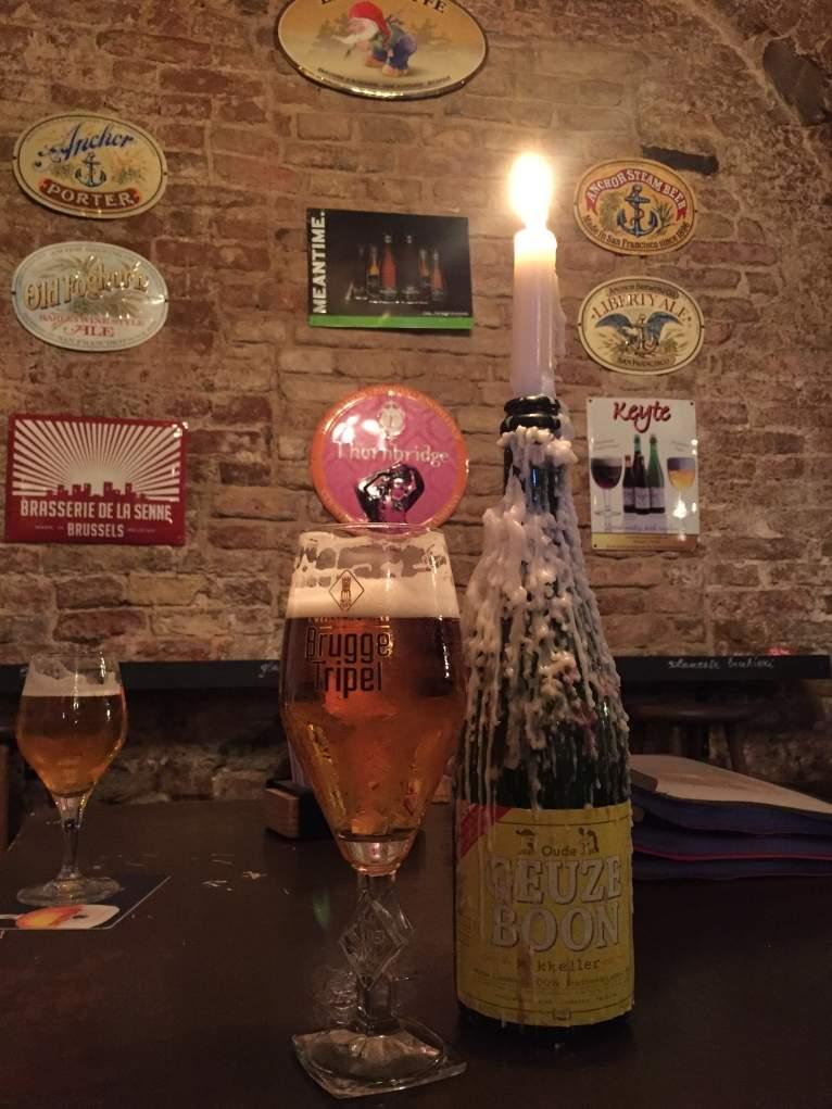 2. Belçika demişken bir de bira içilir.