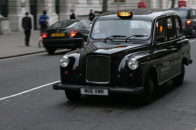 7. Londra'da salgın hastalığınız varken taksi tutamazsınız.